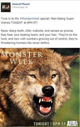 Man-Eating Super Wolves Promo