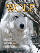 International Wolf Magazine Fall 2014