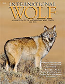 International Wolf Magazine Fall 2015