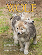 International Wolf Magazine Fall 2016
