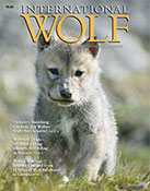International Wolf Magazine Spring 2016