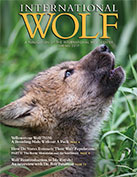 International Wolf Magazine Spring 2017
