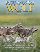 International Wolf Magazine Summer 2016