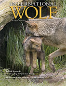 International Wolf Magazine Summer 2017