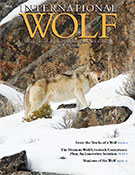 International Wolf Magazine Winter 2014