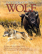 International Wolf Magazine Fall 2017