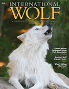International Wolf Magazine Summer 2014