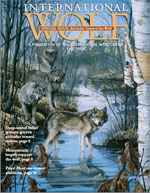 International Wolf Magazine - Fall 2000