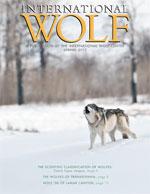International Wolf Magazine - Spring 2011