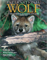 International Wolf Magazine - Summer 2002
