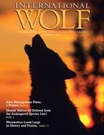 International Wolf Magazine - Summer 2011