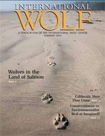 International Wolf - Summer 2012
