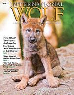 International Wolf Magazine Spring 2014
