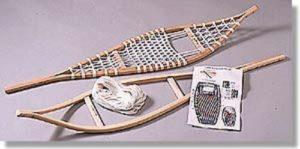 Ojibwa Style Snowshoes