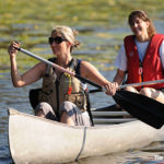 Wolves and Women's Weekend: Boundary Waters Adventure 2020 Program