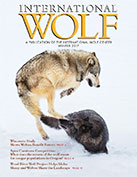 International Wolf Magazine Winter 2017